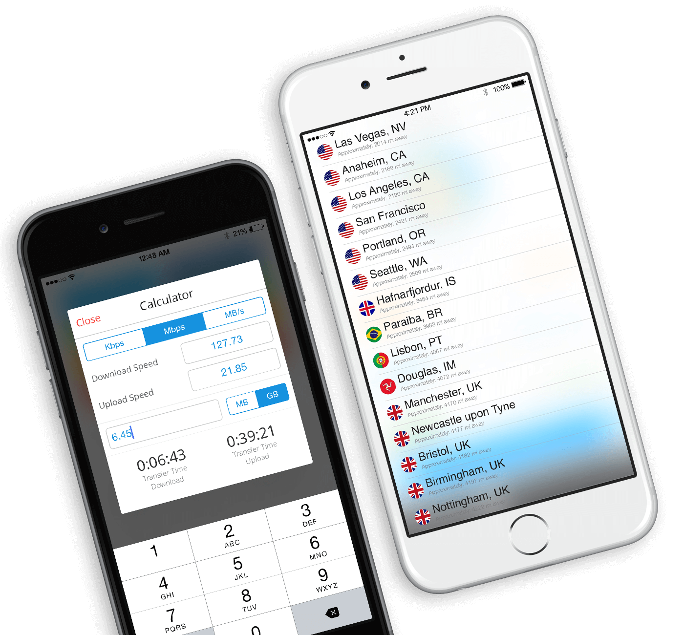 SpeedSmart - Speed Test Apps - Test Your Internet Speed Anywhere